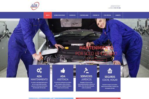 ADA renueva su web