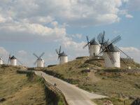 Ruta de Don Quijote en coche