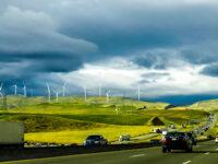 Cómo conducir con viento