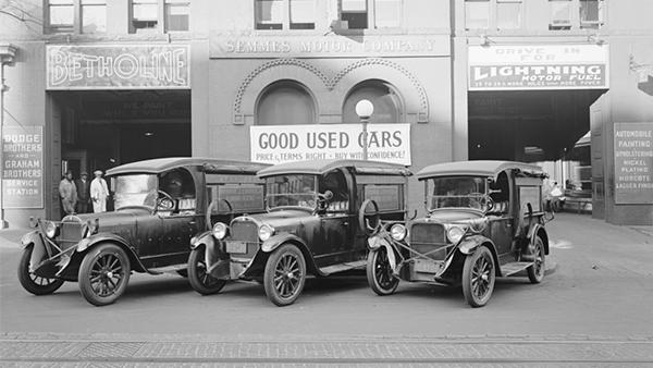Históricas del motor: algunos grandes ejemplos