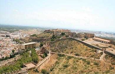 acropolis de sagunto