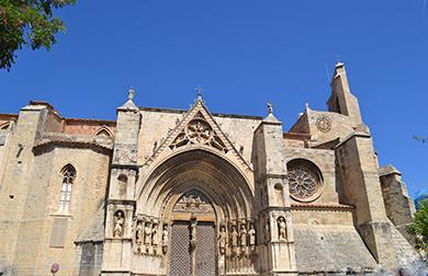 Basílicia de Santa María la Mayor (siglos XIII y XVI)