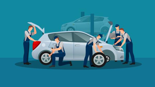 ¿Cómo mantener bien nuestro coche?