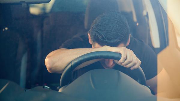 ¿Se debe conducir con depresión?