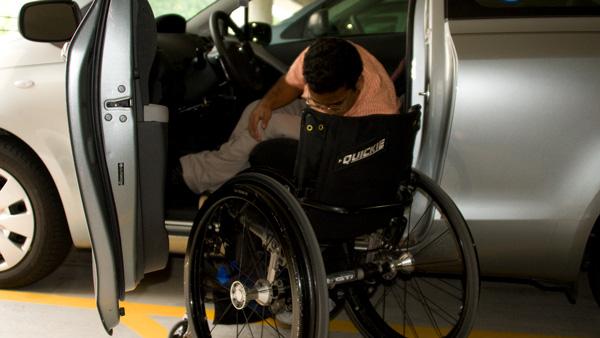 Conducción y discapacidad
