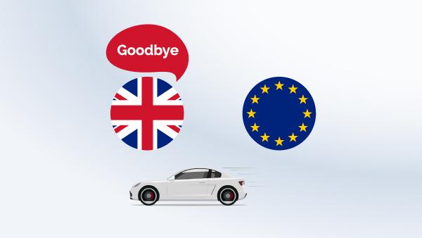 El carnet de conducir después del Brexit