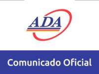 Comunicado de ADA Asistencia en Carretera con motivo de la crisis del COVID19