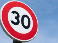 Límite de velocidad en ciudad: la revolución de los 30 km/h