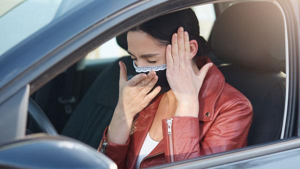 Tiempo de alergias: ¿cómo conducir con tranquilidad?