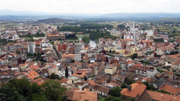 Una ruta por Sefarad (V): Monforte de Lemos