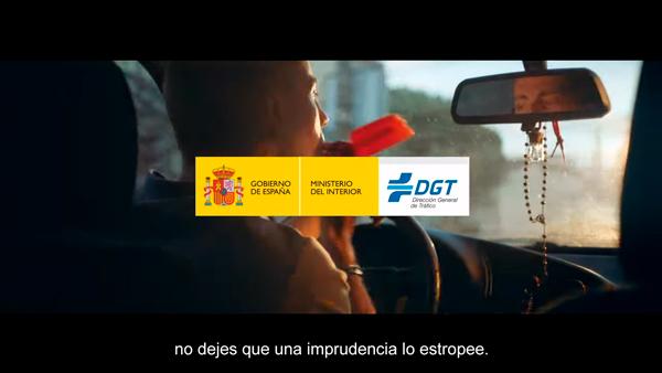 """El mensaje de la DGT para este verano es: """"No lo estropees"""""""