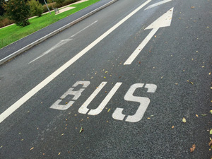 carretera-de-carril-bus