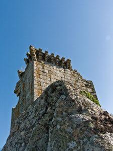 La Torre de Sande (Orense, Cartelle)