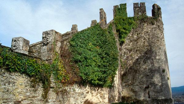 Ruta por el patrimonio cultural en peligro: torres medievales en Galicia