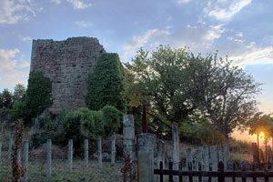 La Torre de Torán (Orense, Taboadela)